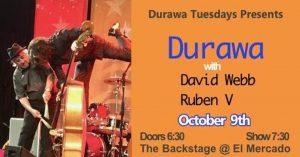 David Webb and Ruben V w/DURAWA @ El Mercado | Austin | Texas | United States