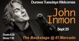 John Inmon w/DURAWA @ El Mercado | Austin | Texas | United States