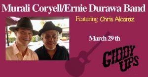 Murali Coryell w/DURAWA at Giddy Ups @ Giddy Ups | Austin | Texas | United States