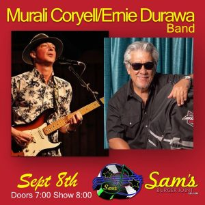 MURALI CORYELL & ERNIE DURAWA BAND @ SAM'S BURGER JOINT @ Sam's Burger Joint | Austin | Texas | United States