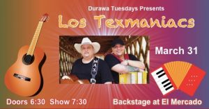 Los Texmaniacs w/DURAWA at Backstage @ El Mercado | Austin | Texas | United States
