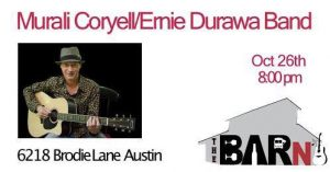 The Barn W/Murali Coryell @ The Barn | Austin | Texas | United States