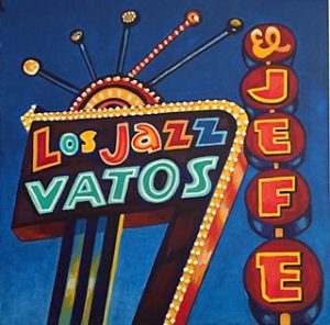 Los Jazz Vatos with DURAWA @ The Backstage | Austin | Texas | United States
